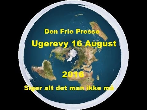 Frie Presse  Ugerevy 16 August 2016