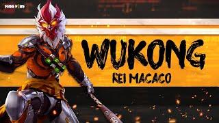 WUKONG, O REI MACACO | FREE FIRE