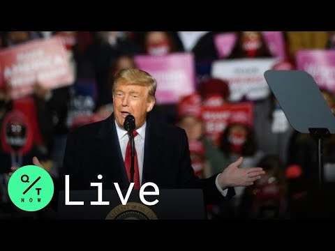 LIVE: Trump Holds Campaign Rally in Gastonia, North Carolina