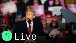 LIVE: Trump Holds Campaign Rally in Gastonia, North Carolina