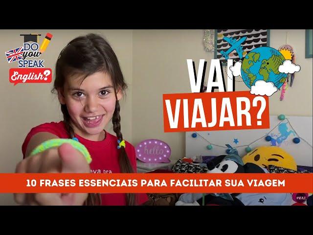 10 frases essenciais em inglês pra viajar | Londres na Latinha