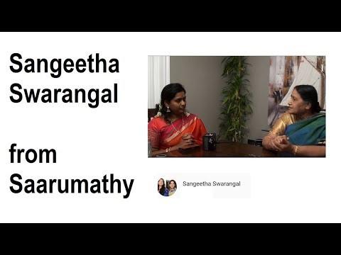 Carnatic Music with  Sangeetha Swarangal Saarumathy