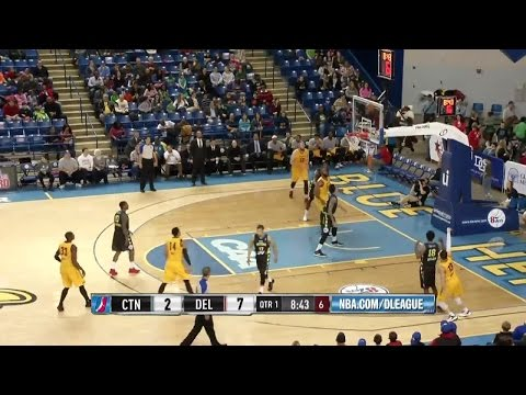 Highlights: Stephen Holt (25 points) vs. the 87ers, 2/28/2015