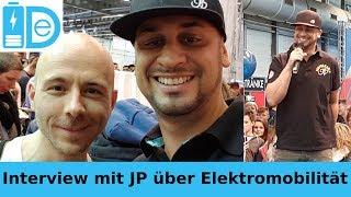 Interview mit JP über Elektroautos - 04.02.2018 Erfurter Automobilmesse