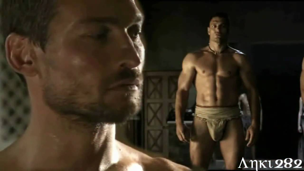 Let Me People Go  Spartacus  Crixus  YouTube