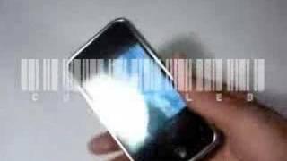 Unlocked Tri-Band Iphone Dual SIM MP3 MP4 Cell Phone