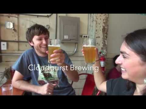 A Few of Seattle's Best Breweries!