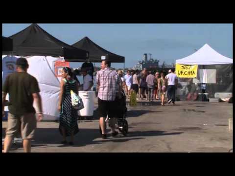Tuna Harbor Fish Market