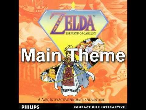 Zelda : The Wand Of Gamelon OST - Main Theme