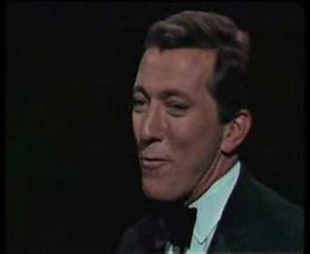 Andy Williams - On A Wonderful Day like Today (HOT!)