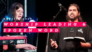 Worship Leading & Spoken Word (Raymond Tuala) - Live at Amplify 2020