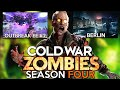 Treyarch DELAYING Berlin Gameplay Reveal for Outbreak DLC! Black Ops Cold War Zombies Season 4 DLC!