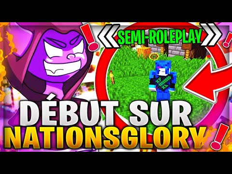 J'AI REJOINS MON NOUVEAU  PAYS ! - NationsGlory
