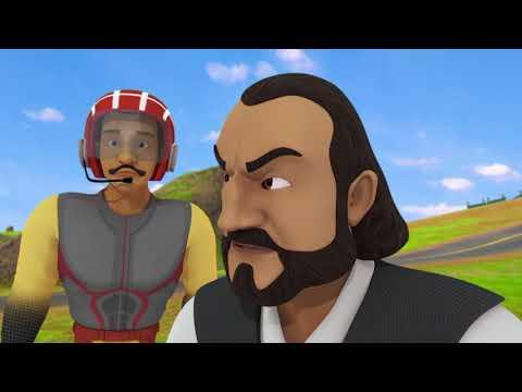 Shiva - Full Episode 44 - The Mountain Gang
