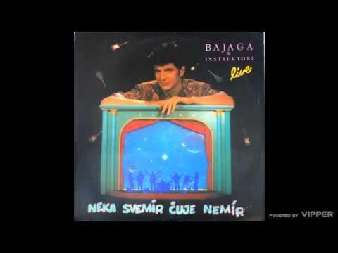 Bajaga i Instruktori - Poljubi me Live - (Audio 1989)