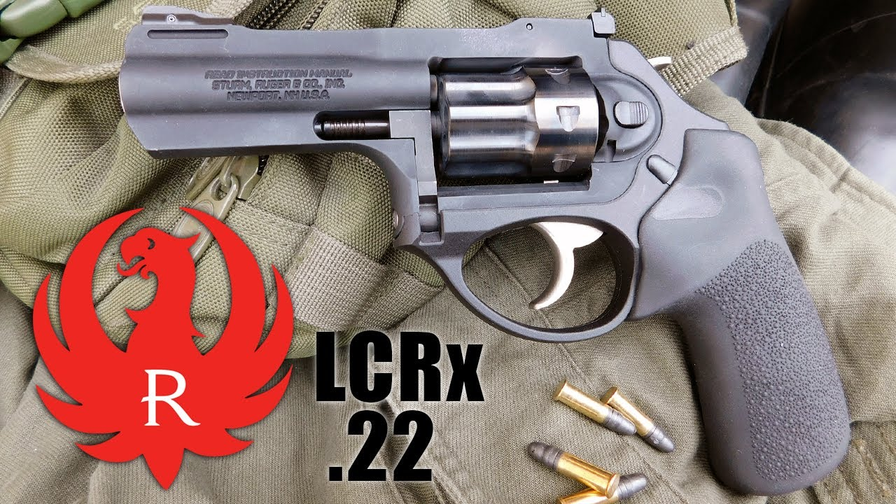 Ruger Lcrx 22lr Review