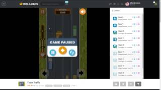 Truck traffic WALKTHROUGH MiniJuegos com