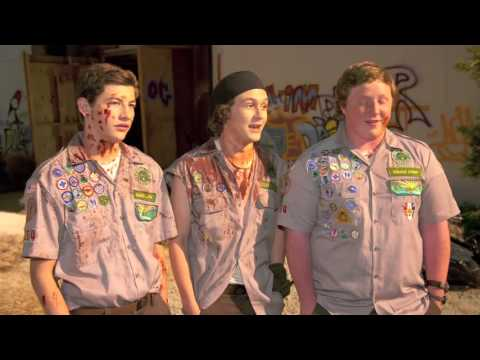 Empire Meets The Cast Of Scouts Guide To The Zombie Apocalypse | Empire Magazine