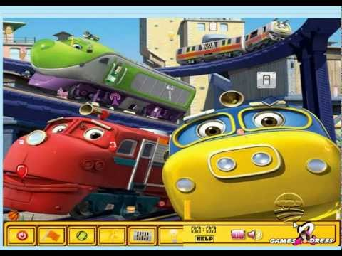 Tren Oyunu