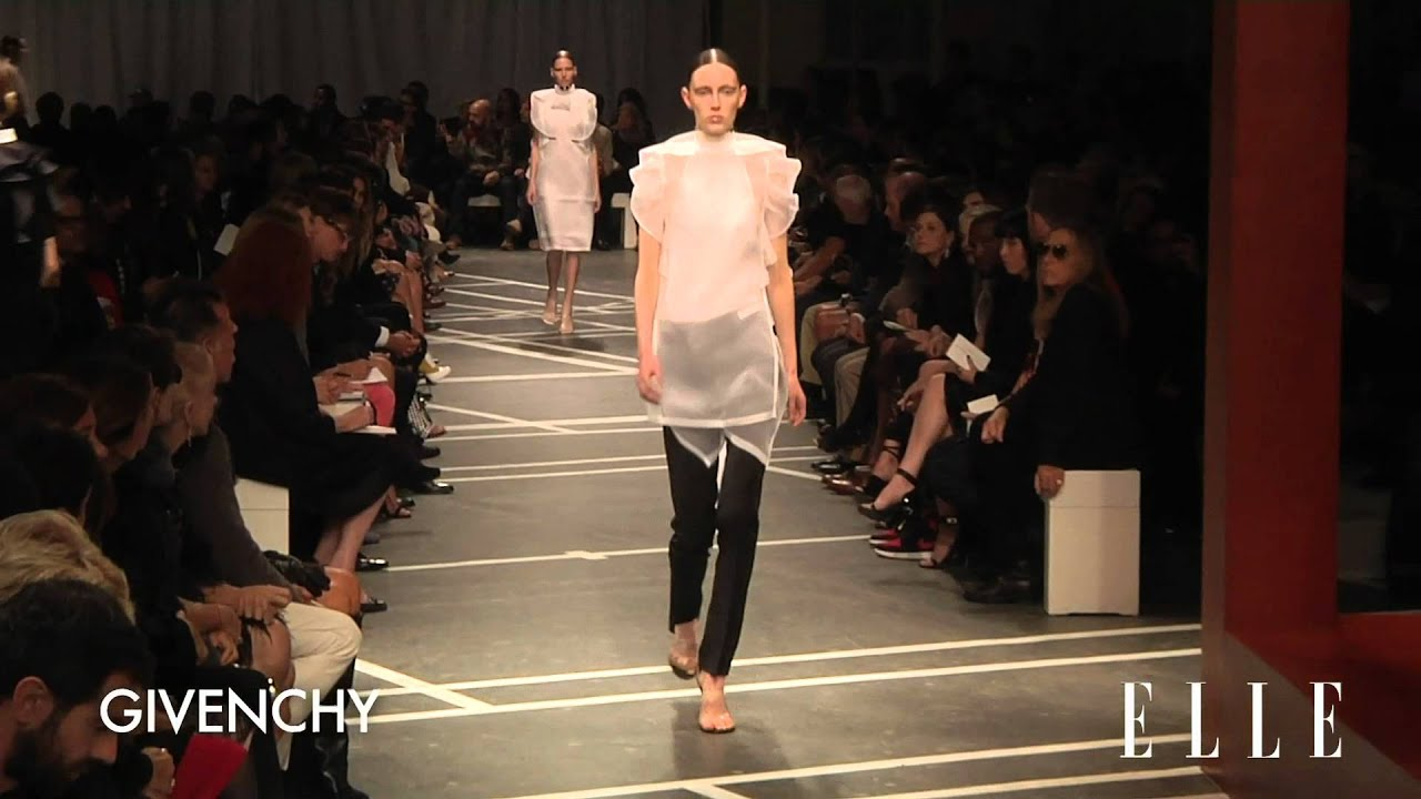 Givenchy SS2013 PARIS Collection Doovi