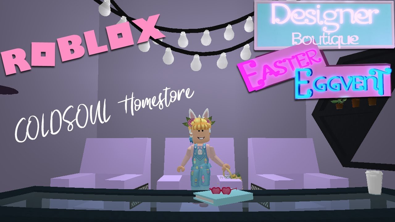 Coldsoul Homestore Royale High Easter Egg Hunt 2019 350 Diamonds