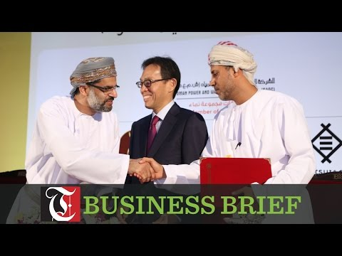 Business Briefs – Oman signs agreement to build OMR885m power projects