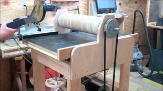 Part 2 of my Drum Sander build. http://www.cncsidewinder.com http://www.facebook.com/SidewinderCNC.