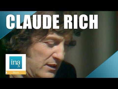Claude Rich, son métier de comédien | Archive INA