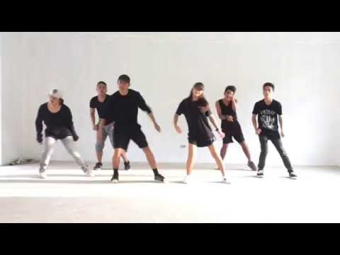Eenie Meenie Challenge | Rockwell Choreography | DanceSogod