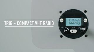 Trig Avionics - Compact VHF Radio