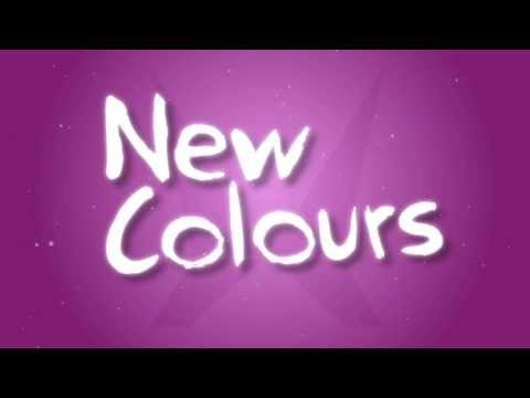 Janet Leon - New Colours (Official Song Stockholm Pride 2013) (Lyric Video)