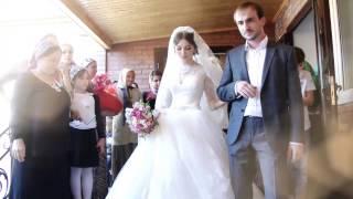 Чеченская свадьба Абубакара & Седы 2014 (Гудермес) часть 1