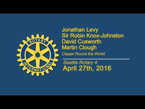 Rotary Luncheon April 27th 2016 Clipper Around the World