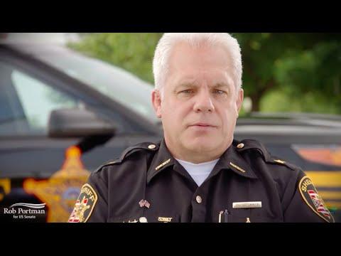 Sheriff   Rob Portman for Senate