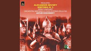 Alexander Nevsky, Op. 78: II. Lake Plescheyevo – Song about Alexander Nevsky