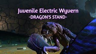 GW2 Juvenile Electric Wyvern (Ranger Pet)