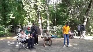 представление команды на турслёте Волгодонск 2