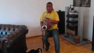 Repeat youtube video 'LET ME LOVE YOU' played by saxophone-player NICKY MANUPUTTY