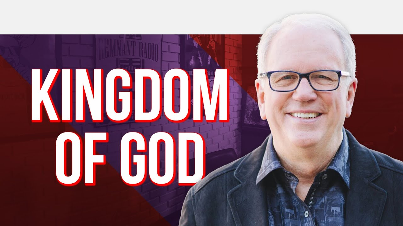 The Kingdom of God & The Kingdom of Darkness: With Larry Titus