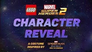 LEGO Marvel Super Heroes 2 Character Reveal - Spider-Man: Homecoming Homemade Suit