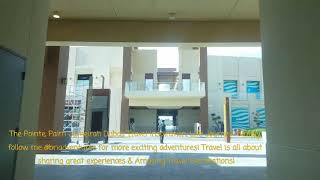 The Pointe, Palm Jumeirah Dubai! Travel Inspiration, Life Journey! Simply follow me @briadventurez f