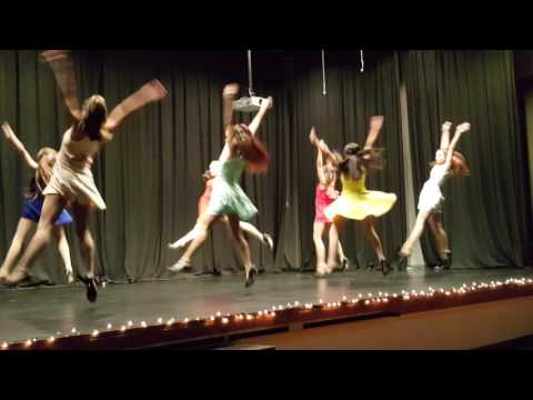 Don't Rain On My Parade; Oakbrook Preparatory School Dance Recital, Spartanburg sc