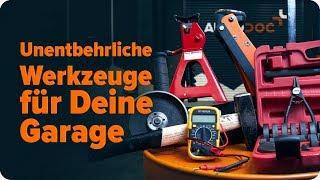 Auswechseln von Achslenker VW - Wartungs-Hacks