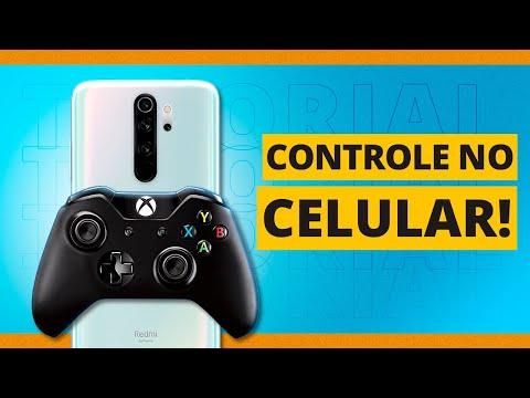 Como Jogar com Controle de XBOX 360 no android