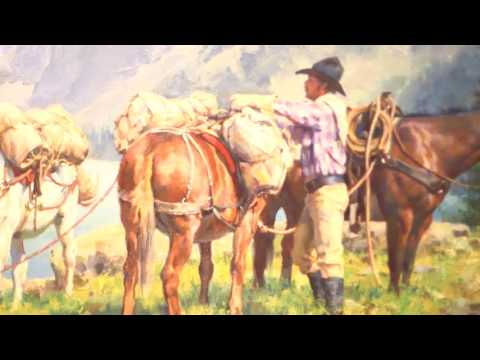 Explore The West - Cowboy Artists Of America