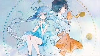 【歌ってみた】優しい彗星/YOASOBI 【covered by else&kashikomari】