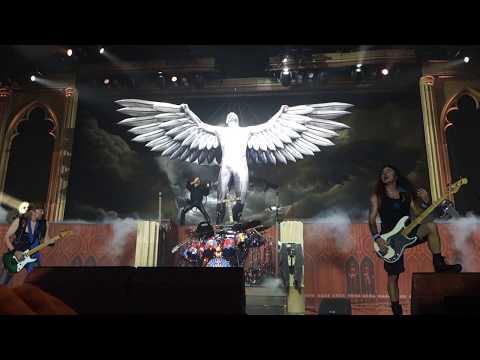 Iron Maiden - Flight Of Icarus Live @ Hartwall Arena Helsinki 28.5.2018