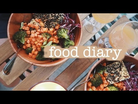 food diary | what i eat in a day