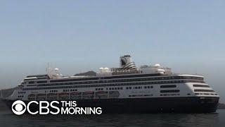 Florida Governor Ron DeSantis refuses to let Zaandam cruise ship dock