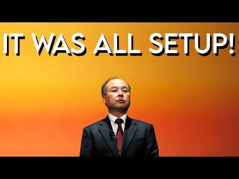🔴 Breaking: $30 Trillion Stock Market Tech Rally Setup by Softbank - never seen before